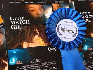 Winner of LA SHORTS Film Festival