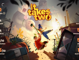 "Raving reviews for ""It Takes Two"""