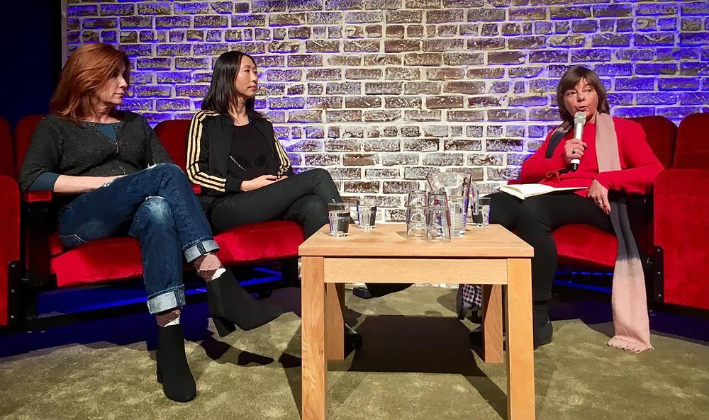 Lisa Ohlin, Soni Jorgensen, Christina Olofson