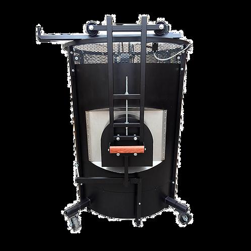 80# Electric Moly (MoSi2) Furnace - 1-phase