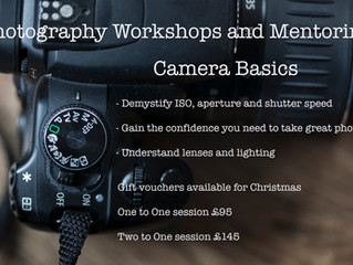 Photography Workshops Christmas Special