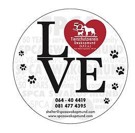 SPCA License Disk