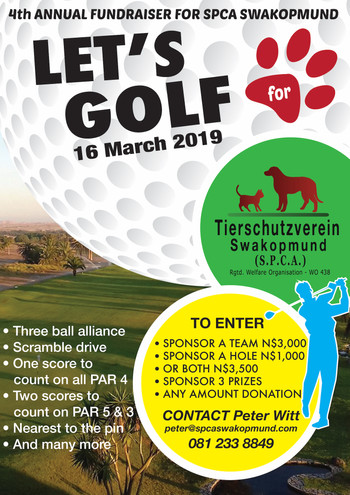 Golf for Paws 2019