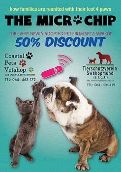 Microchip your pets
