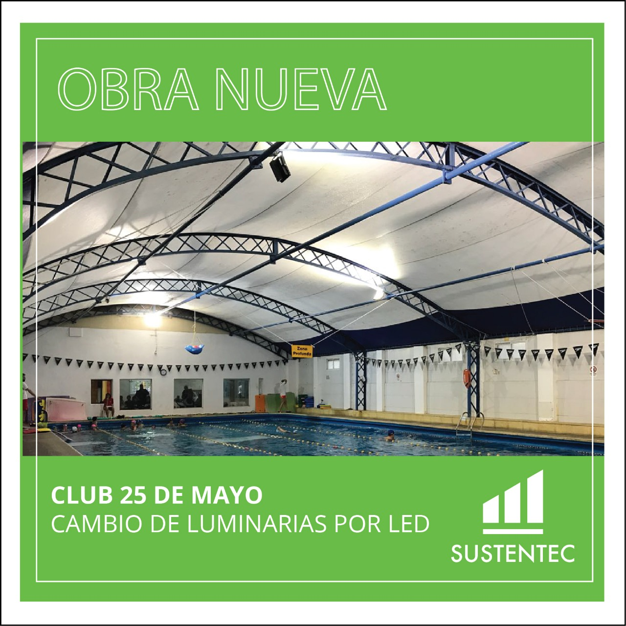 Luminarias-Led-Piscina