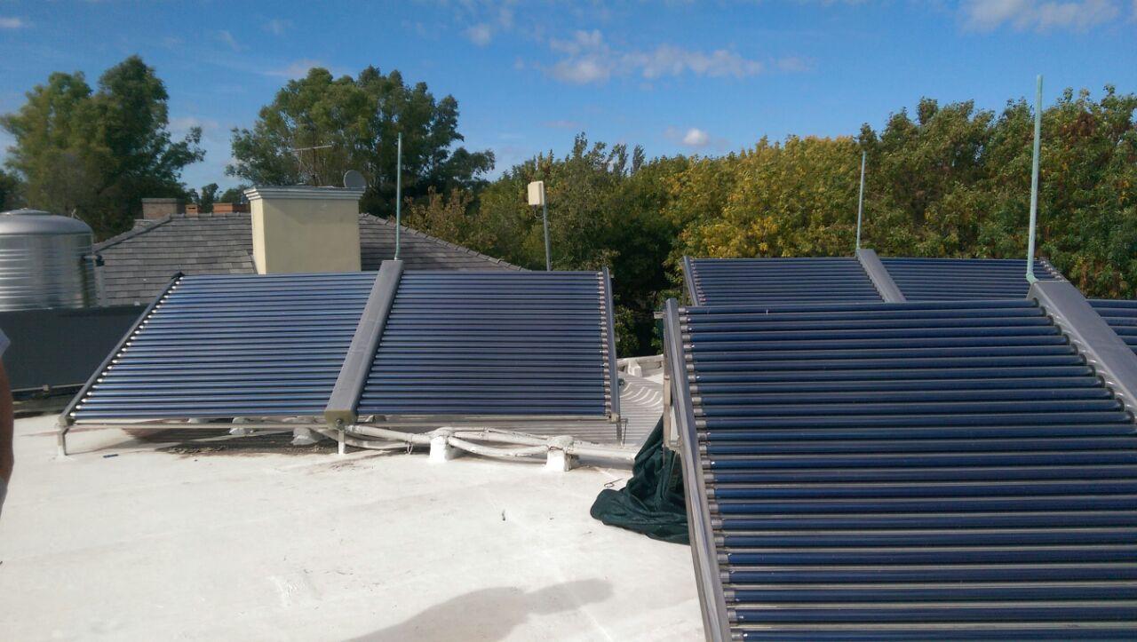 Calefaccion-Colector-Solar