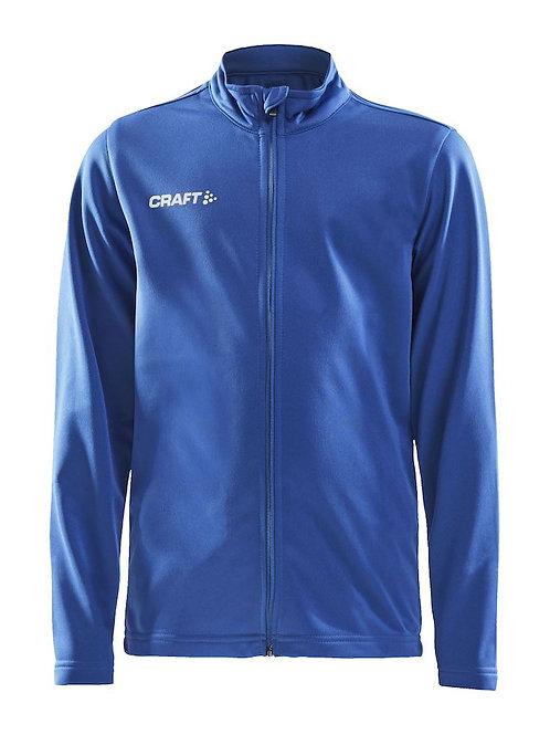Craft - Squad Jacket Jr Trainingsjacke - Kinder perfekt für Teamsportausstattung und Vereinskleidung