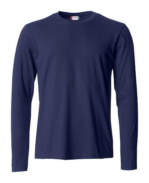 Langarm T-Shirt für Herren in tollen Farben
