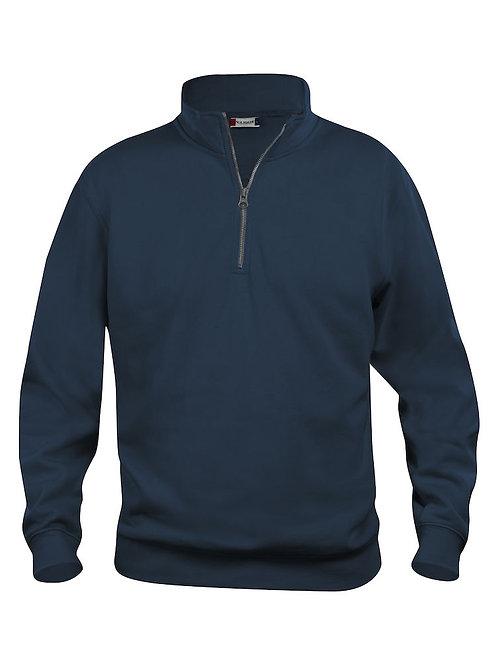 Clique - Basic Half Zip - 021033 toller Zip Pullover für Damen und Herren
