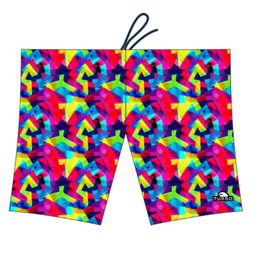 Turbo Swim - Jammer - Badehose - New Splash - 73086728