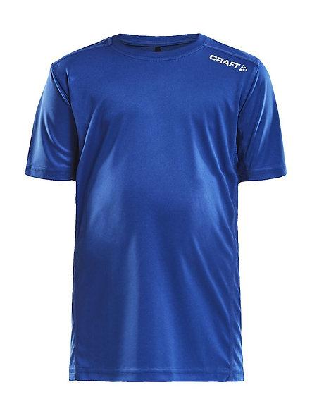 Craft - Rush SS Tee Jr Funktionsshirt - Kinder Sportshirt für Kinder Trainingshirt diverse Farben