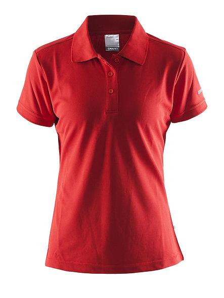 Craft - Polo Shirt Pique Classic W- Damen Polo in diversen Farben