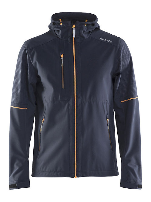 Craft - Highland Jacket M Jacke - Herren Outdoorjacke Traningsjacke Softshelljacke Herren