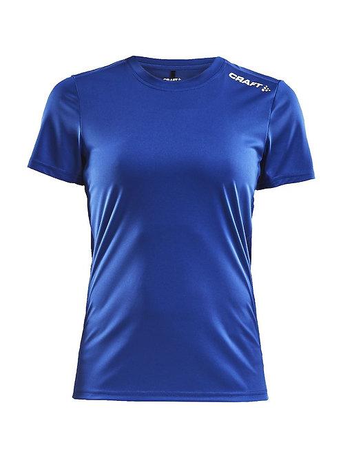 Craft - Rush SS Tee W Funktionsshirt - Damen Laufshirt und Workoutshirt