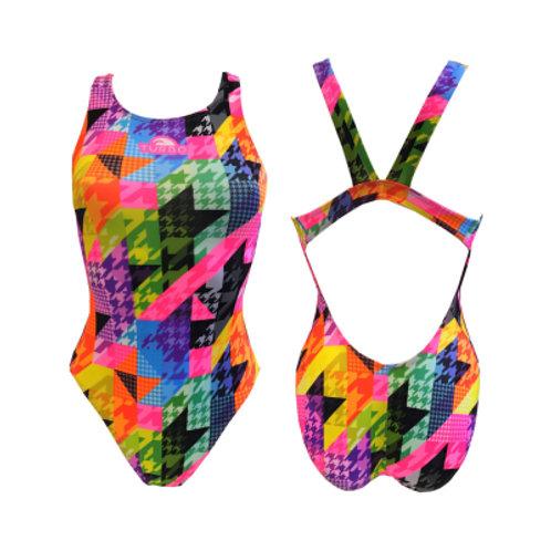 Turbo Swim - Swimsuits Wide Strap - Badeanzug - Chevi - 8304841