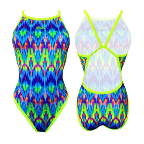 Turbo Swim - Swimsuits Revolution - Badeanzug - Ikat - 83110530