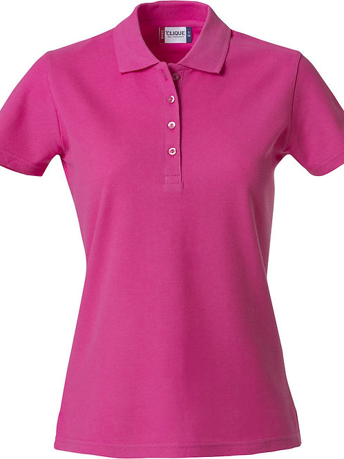 Clique - Basic Polo Ladies - Damen - 028231