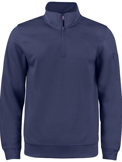 Clique - Basic Active Half Zip - 021013 modischer Pullover für Damen und Herren
