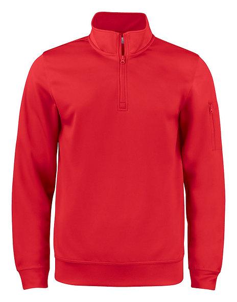 Sweatshirt mit Reißverschluss für Damen und Herren