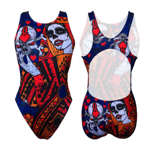 Turbo Swim - Swimsuits Wide Strap - Badeanzug - Queen Heart 2019 - 83100029