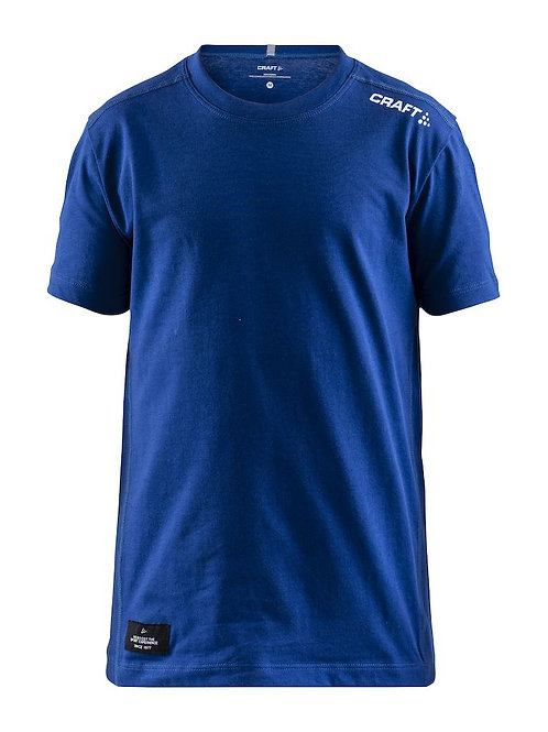 Craft - Community Mix SS Tee JR Multisportshirt - Kinder Sportshirt