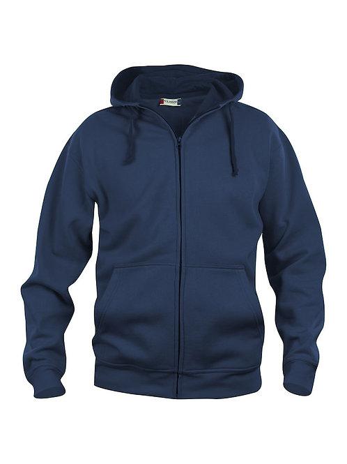 Clique - Basic Hoody Full Zip - 021034 Hoodie für Damen und Herren und den perfekten Lifestyle