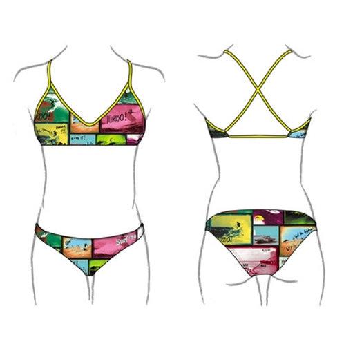 Turbo Swim - Bikini Mare - Swimkini - Surf 79 - 43031727
