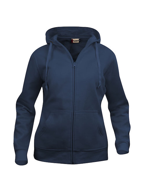 Clique - Basic Hoody Full Zip Ladies - Damen - 021035