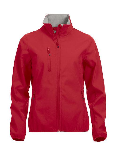 Damen Softshelljacke Clique - Basic Softshell Jacket Ladies - Damen - 020915