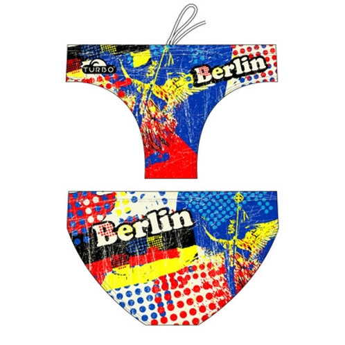 Turbo Swim - Water Polo Suits - Badehose - Berlin -  79890