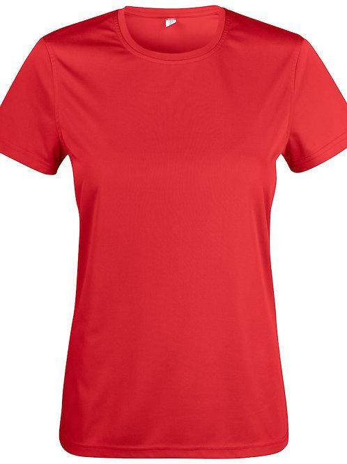 Clique - Basic Active-T Ladies - Damen - 029039 Workout Shirt Damen