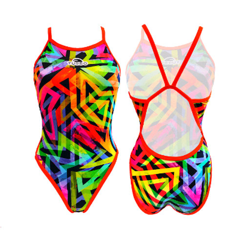 Turbo Swim - Swimsuits Revolution - Badeanzug - Geoflu - 83055430