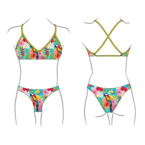 Turbo Swim - Bikini - Swimkini - Loriko - 43102927