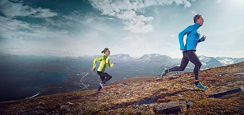 Sportkleidung und Fitnesskleidung für Ausdauersport online bestellen