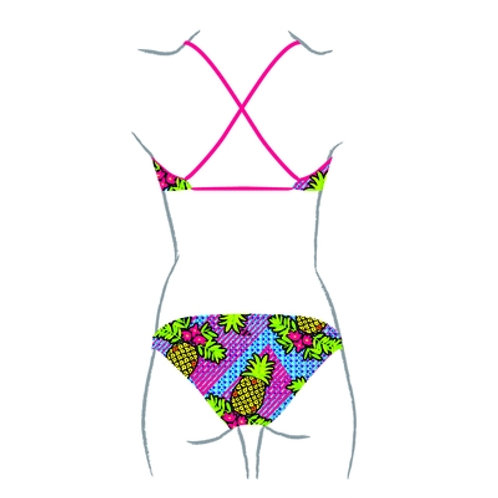 Turbo Swim - Bikini Mare - Swimkini - Pineapple - 43033427