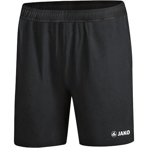 JAKO Short Run 2.0 Herren Laufhose in schwarz
