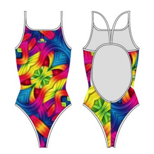 Turbo Swim - Swimsuits Thin Strap - Badeanzug - Roll - 8303612