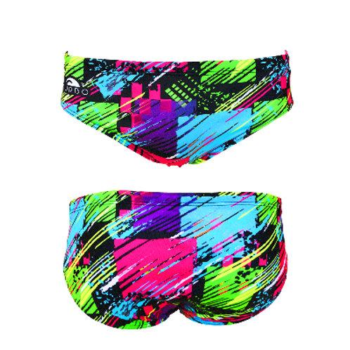 Turbo Swim - Swimming Suit - Badehose - Square Flu - 7306231