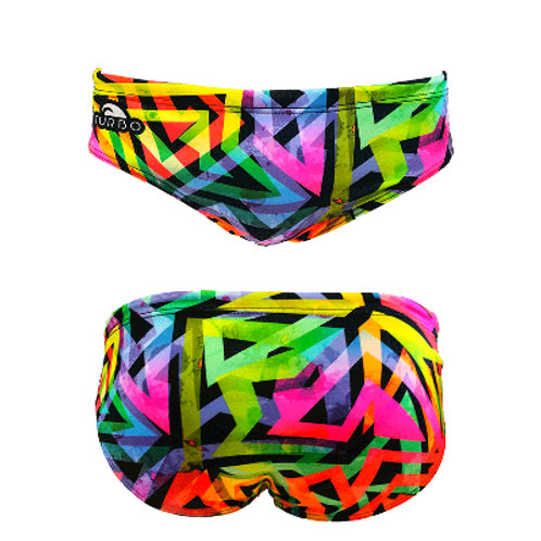 Turbo Swim - Water Polo Suits - Badehose - Geoflu - 730554