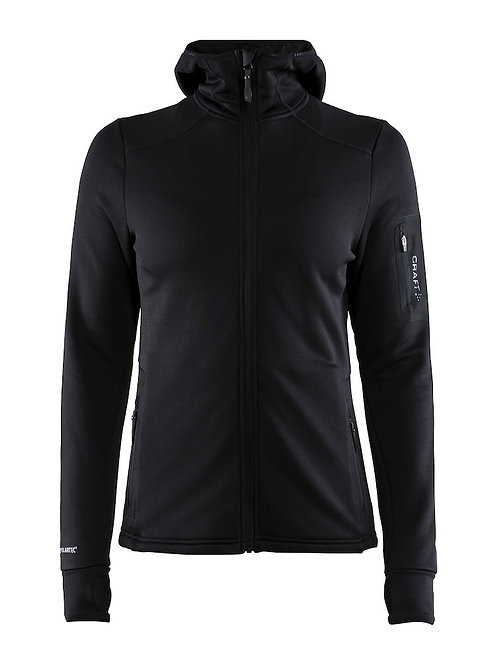 Craft - Trict Polartec Hood W Jacke - Damen
