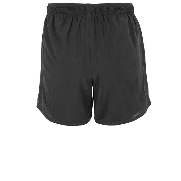 Damen Trainingsshort in schwarz