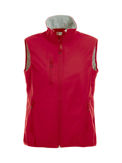 Clique - Basic Softshell Vest Ladies - Damen - 020916 Damen Softshellweste