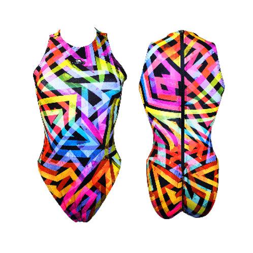 Turbo Swim - Waterpolo Suits - Badeanzug - Geoflu - 830554