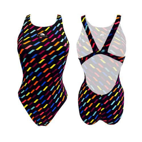 Turbo Swim - Swimsuits Wide Strap - Badeanzug - Fiesta - 8301221