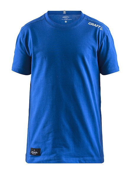Blaues T-Shirt von Craft