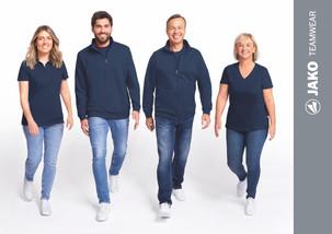 Der JAKO Corporate Teamwear-Katalog ist online!