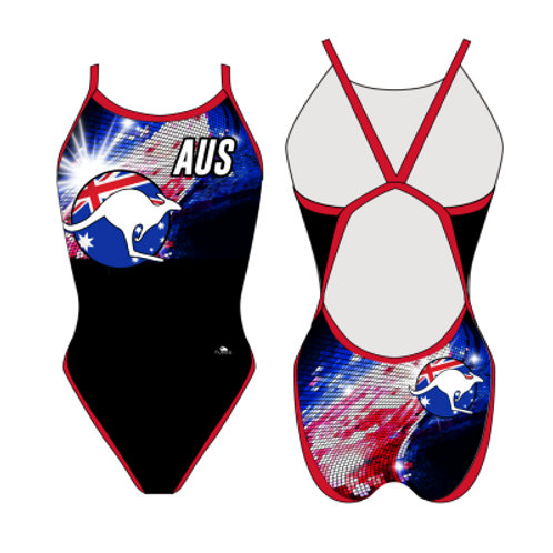 Turbo Swim - Swimsuits Revolution - Badeanzug - Australia Disc - 83110230