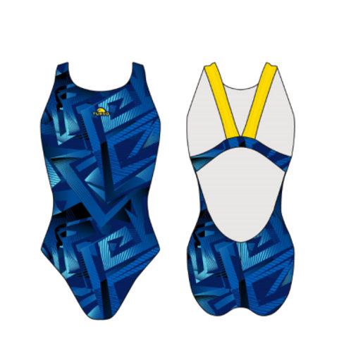 Turbo Swim - Swimsuits Wide Strap - Badeanzug - Spiral - 8308641