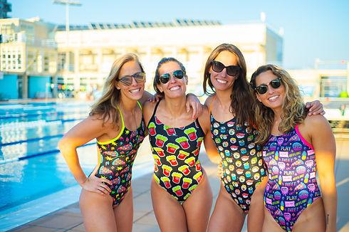 Teamsportswear und Badeanzüge online bestellen für Schwimmen