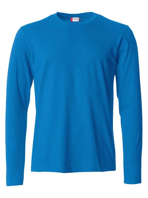 Clique - Basic-T L/S - Herren - 029033 Langarmshirt